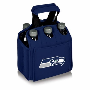 Seattle Seahawks Six Pack (Navy)