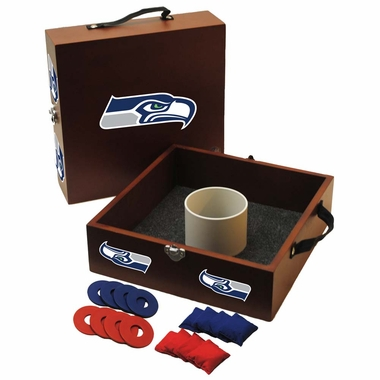 Seattle Seahawks Washer Toss Game