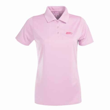 Seattle Seahawks Womens Exceed Polo (Color: Pink)