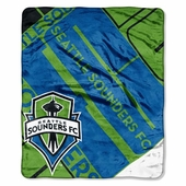 Seattle Sounders Bedding & Bath