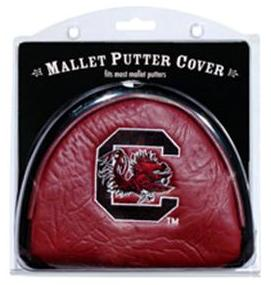 South Carolina Mallet Putter Cover