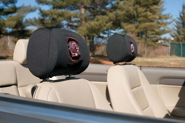 South Carolina Set of 2 Headrest Covers (F)