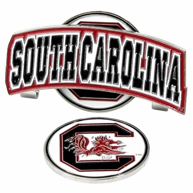 South Carolina Slider Clip With Ball Marker