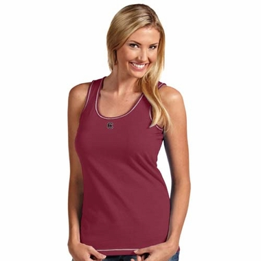 South Carolina Womens Sport Tank Top (Color: Maroon)