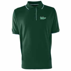South Florida Mens Elite Polo Shirt (Color: Green) - Large