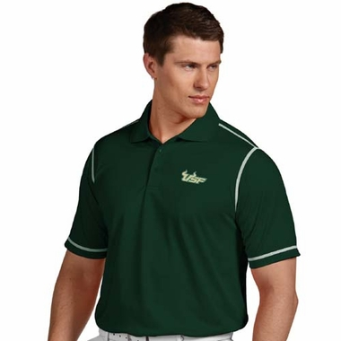 South Florida Mens Icon Polo (Color: Green)
