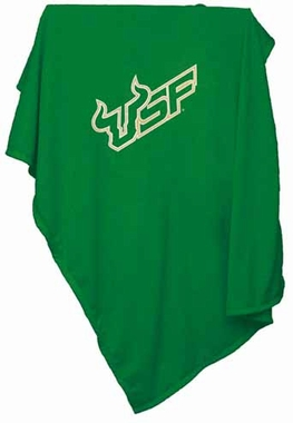 South Florida Sweatshirt Blanket