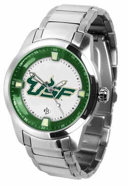 South Florida Titan Men's Steel Watch