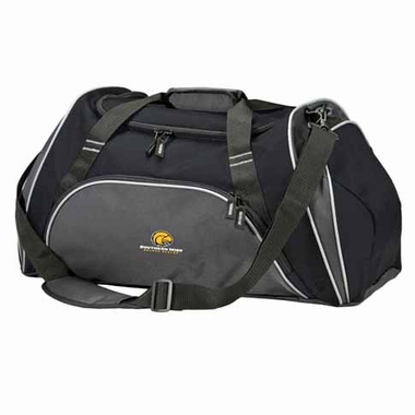 Southern Miss Action Duffle (Color: Black)