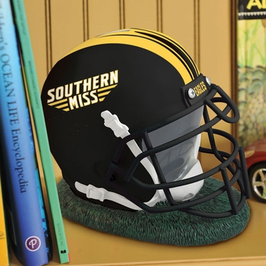 Southern Miss Helmet Shaped Bank