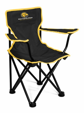 Southern Miss Toddler Folding Logo Chair