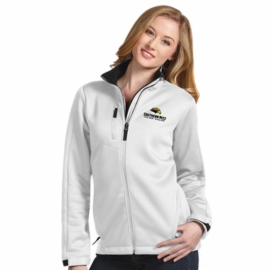 Southern Miss Womens Traverse Jacket (Color: White)