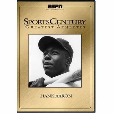SportsCentury Greatest Athletes - Hank Aaron DVD