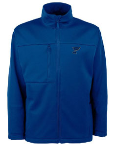 St Louis Blues Mens Traverse Jacket (Color: Royal) - X-Large