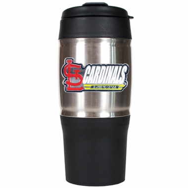 St Louis Cardinals 18oz Oversized Travel Tumbler