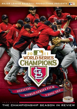 St. Louis Cardinals 2011 W.S. Champs DVD