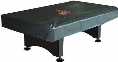 St Louis Cardinals 8 Foot Pool Table Cover