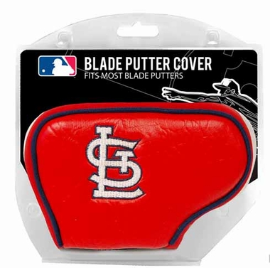 St Louis Cardinals Blade Putter Cover