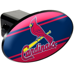 St Louis Cardinals Economy Trailer Hitch
