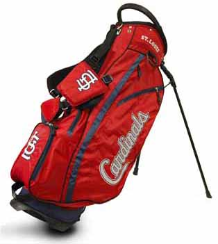 St Louis Cardinals Fairway Stand Bag