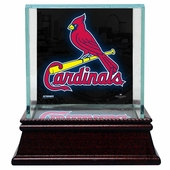 St Louis Cardinals Display Cases