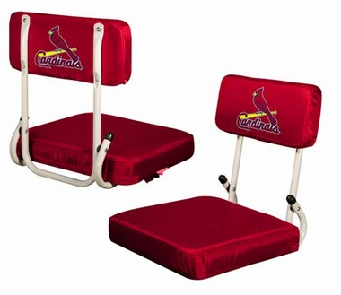 St. Louis Cardinals Hard Back Stadium Seat
