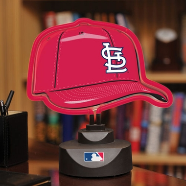 St Louis Cardinals Neon Display Hat
