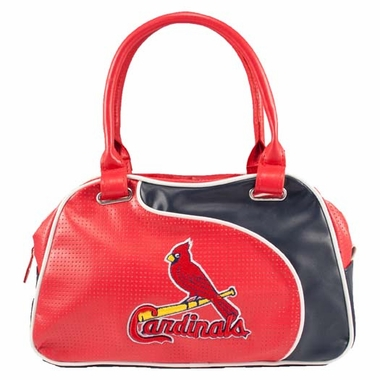 St Louis Cardinals Perf-ect Bowler Purse
