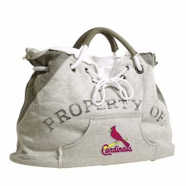 St Louis Cardinals Property of Hoody Tote