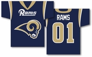 Los Angeles Rams Flags & Outdoors