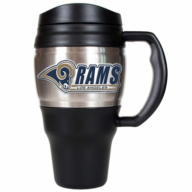 Los Angeles Rams 20oz Oversized Travel Mug