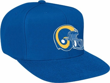 Los Angeles Rams Basic Logo Snap Back Hat
