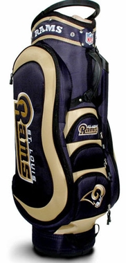 St Louis Rams Medalist Cart Bag