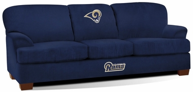 Los Angeles Rams First Team Sofa