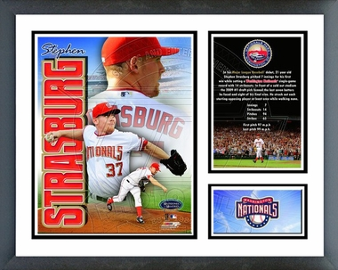 Stephen Strasburg MLB Debut Milestone and Memories #263
