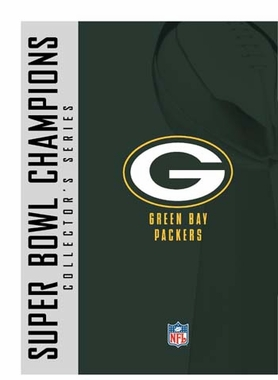 Super Bowl Collection: Green Bay Packers DVD