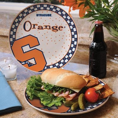 Syracuse Gameday Ceramic Plate