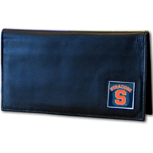 Syracuse Leather Checkbook Cover (F)