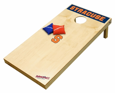 Syracuse Regulation Size (XL) Tailgate Toss Beanbag Game