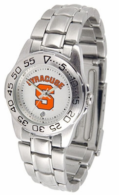 Syracuse Sport Women's Steel Band Watch