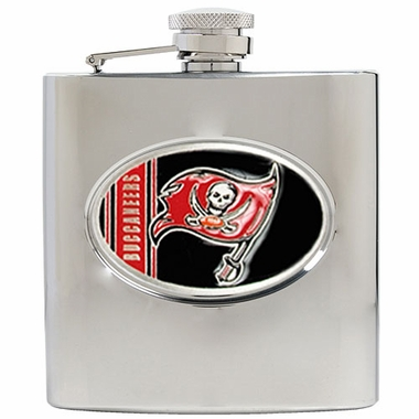 Tampa Bay Buccaneers 6 oz. Hip Flask