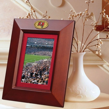 Tampa Bay Buccaneers BROWN Portrait Picture Frame