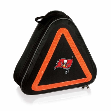 Tampa Bay Buccaneers Roadside Emergency Kit (Black)