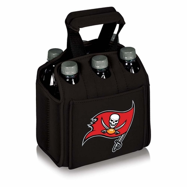 Tampa Bay Buccaneers Six Pack (Black)