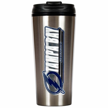 Tampa Bay Lightning 16 oz. Thermo Travel Tumbler