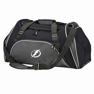 Tampa Bay Lightning Action Duffle (Color: Black)
