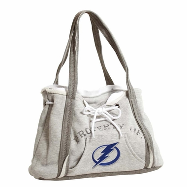 Tampa Bay Lightning Property of Hoody Purse