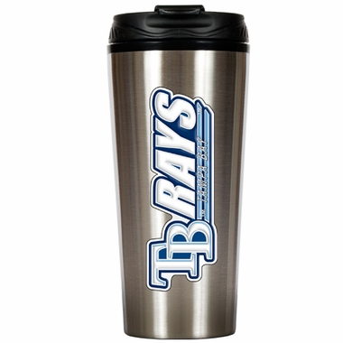Tampa Bay Rays 16 oz. Thermo Travel Tumbler