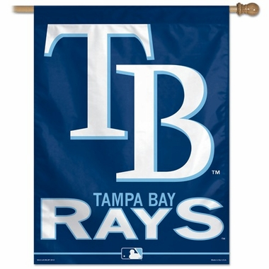 "Tampa Bay Rays 27""x37"" Banner"