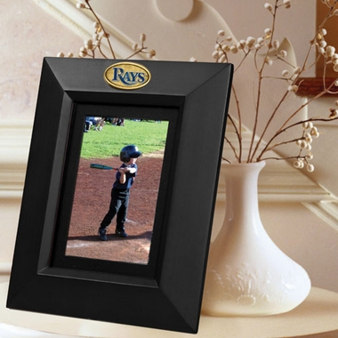 Tampa Bay Rays BLACK Portrait Picture Frame